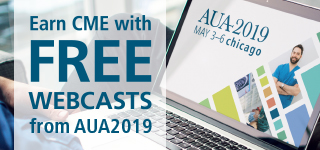 AUA2019 Webcasts