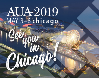 Join us in Chicago for AUA2019!