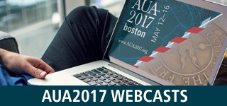 Official AUA2017 Webcasts