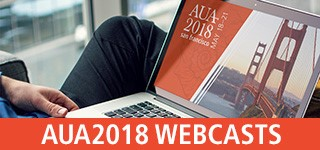 AUA2018 Webcasts