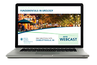2016 Fundamentals in Urology Course 2016 Webcast