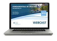 Fundamentals in Urology Course Webcast (2018)