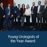 Young Urologists of the Year