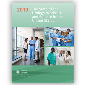 2019 The State of the Urology Workforce and Practice in the United States