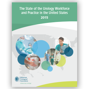 2015 State of the Urology Workforce and Practice in the U.S.