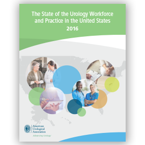 2016 State of the Urology Workforce and Practice in the U.S.
