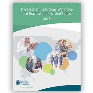 2018 The State of the Urology Workforce and Practice in the United States