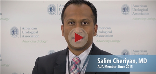 Resident member at AUA
